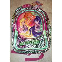 Backpack Mochila Winx