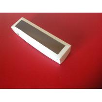 Caja De Carton Metalico Regalo, ,28x6x5 Cmde Alto$8