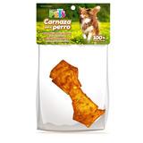 Carnaza Puerco Forma Hueso 7-8 Fancy Pets Perros Mascotas