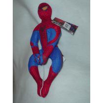 Spiderman Con Cuerda Original De 35cms De Alto Nuevecito