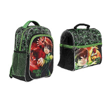 Kit Mochila Y Lonchera Cartoon Network Ben 10