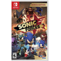 Videojuego Sonic Forces Nintendo Switch Ibushak Gaming