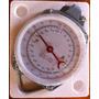 Bascula Reloj 50kg Ovino Cerdo Ganado Forraje Veterinaria