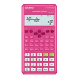Calculadora Cientifica Casio Fx-82la Plus Pk |watchito