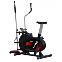 Bicicleta Eliptica Multifuncional 3 En 1 Evolution
