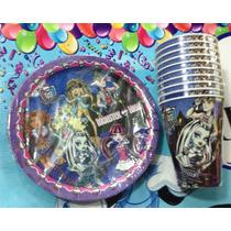 Aa Monster High Paquete 30 Niñas Más Regalo
