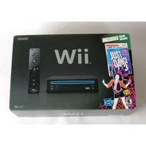 Vendo O Cambio Wii Negro