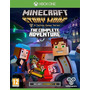 Minecraft Story Mode Complete Adventure Xbox One Codigo