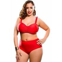 Sexy Traje De Baño Bikini 41806 Tallas Extra Varios Colores