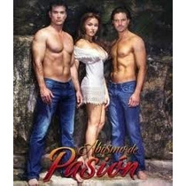 Dvd Abismo De Pasion : Angelique Boyer