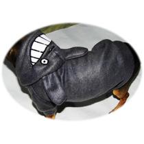 Ropa Para Perro Abrigo Gorro Orejas Calientito Totoro