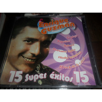 Cd Enrique Guzman 15 Exitos