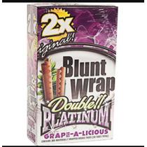 Papel Blunt Wrap Para Liar 2x Platinum