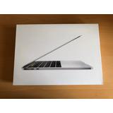 Macbook Pro Retina 13 Touch Bar 8gb 256gb. Silver. Seminueva