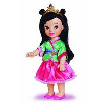 Mi Primer Disney Princess Disney Básica Niño Doll - Mulan