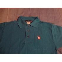 Camisas Polo,marca Gutulo, Azul Turquesa. Linea Clasica