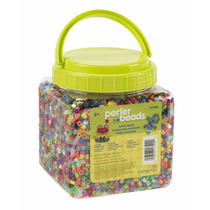 Perler Beads Cuentas Para Actividades 11000 Piezas