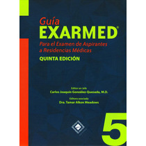 Guía Exarmed 2015 5a Edición Originales Librerías Fleming