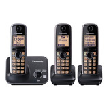 Telefono Inalambrico Panasonic Kx-tg4113c Dect 6.0 Nuevo