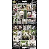 Pegatinas Del Perro - Welsh Highland White Terrier X27 Lover