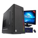 Xtreme Pc Gamer Radeon Vega 11 Ryzen 5 8gb Ssd 240gb Monitor