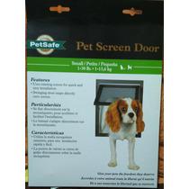 Puerta Petsafe Mosquitera Chica Para Perros Pequeños Y Gatos