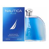 Perfume Nautica Blue Caballero 100ml Originales Envio Gratis