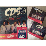 Album Cd9 + 2 Cajas De 50 Sobres (500 Estampas) Panini