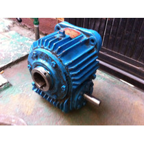Reductor Ratio 10:1 4.1 Hp Cone Drive Engranes Motor