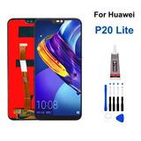 Pantalla Táctil Completa Pantalla Huawei P20 Lite Nova 3e