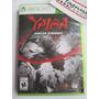 Yaiba Ninja Gaiden Z Para Xbox 360 Completo 2 Discos Accion