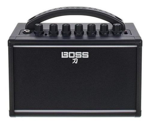 Amplificador Boss Katana Mini Combo 7w