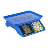 Báscula Comercial Digital Noval Eco-tn 20 Kg 110v/220v Azul