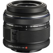 Lente Olympus M.zuiko Digital Ed Zoom 14-42mm F/3.5-5.6 Blk