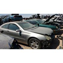 Mercedes Benz Cl230 K Evolution Para Desarmar Partes Piezas