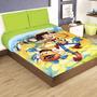 Cobertor Matrimonial/individual Providencia Toy Story Ligero