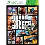 ..:: Gta Grand Theft Auto V ::.. Para Xbox 360 En Game Cente