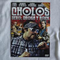 Cholos, Sexo, Droga Y Rock Pelicula Dvd