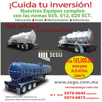 Autotanques Tanques Para Combustible Refinados Diesel