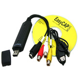 Ultimas Piezas Easycap Capturadora Audio Video Usb 2.0 A Rca