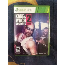 Juego Xbox 360 Kane And Lynch 2 Dog Days