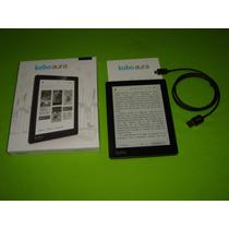 Kobo Aura Wi-fi 4gb Ereader Con Luz Interna Y Libros Gratis!