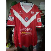 Jersey Playera Tiburones Rojos Del Veracruz Año 2010
