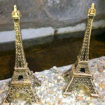 Acuario Accesorios Adorno Resina Torre Eiffel Especial.18x7