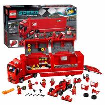 Lego 75913 F14 T Y Escuderia Ferrari Truck Camion