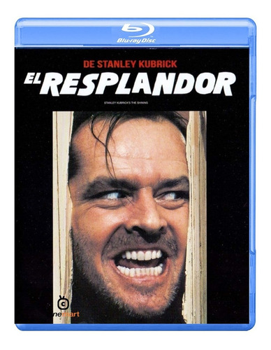 El Resplandor The Shining Jack Nicholson Pelicula Blu-ray
