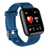 Smartwatch 116 Reloj Inteligente Deportivo Notificaciones