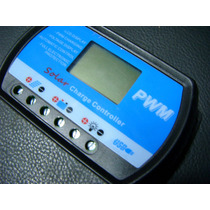Nuevo Controlador Solar De Carga Digital 30 Amps Pwm