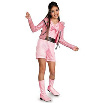 Disfraz De Lela, Lila De Teen Beach Movie Para Niñas, Disney
