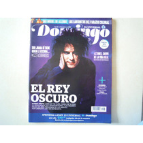 Robert Smith The Cure Revista Domingo